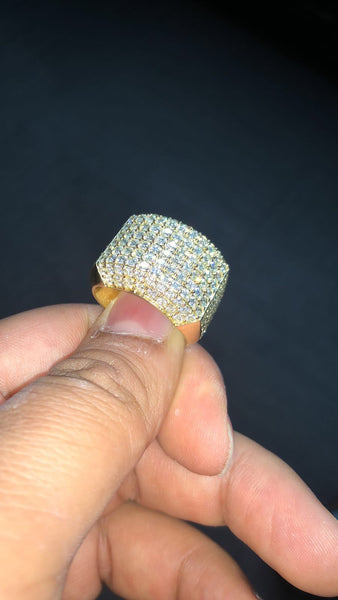 5.00 CT. Diamond Ring - Special