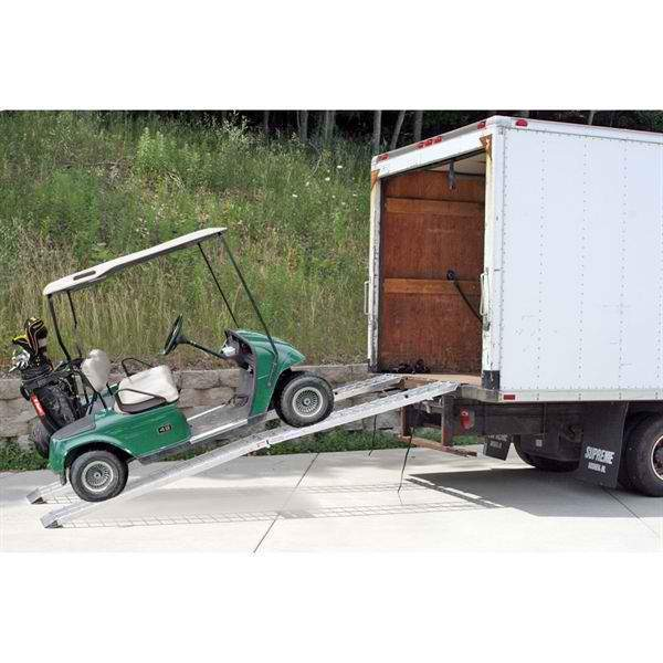 Tips & Tricks: How to Load a Golf Cart Into a Truck