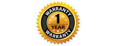 12 month warranty on red label economy products at ramp champ badge