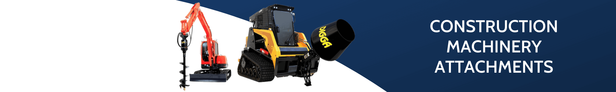 Contruction Machinery Attachments from Ramp Champ