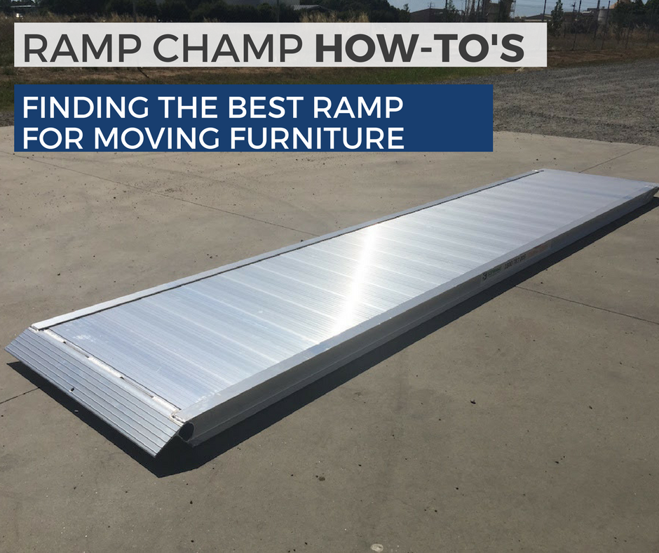finding the best removalist ramp or walkboard from ramp champ
