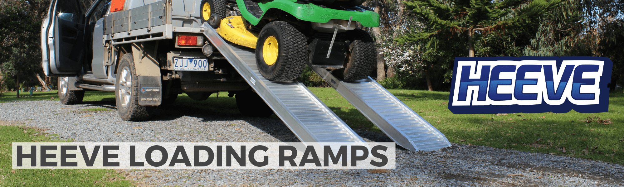 Heeve loading ramps