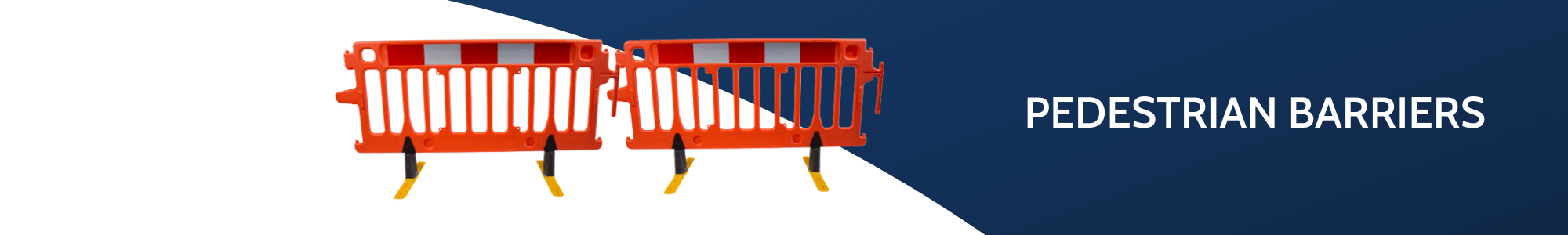 Pedestrian Barriers from Ramp Champ