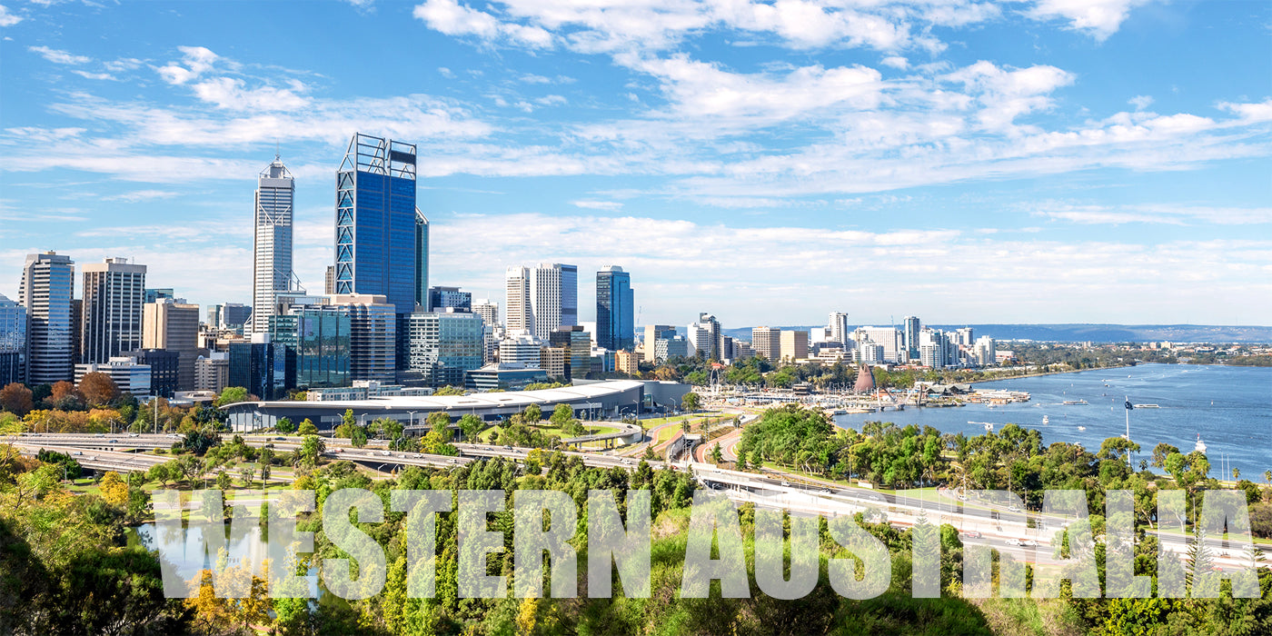 A view of Perth, Western Australia during day time