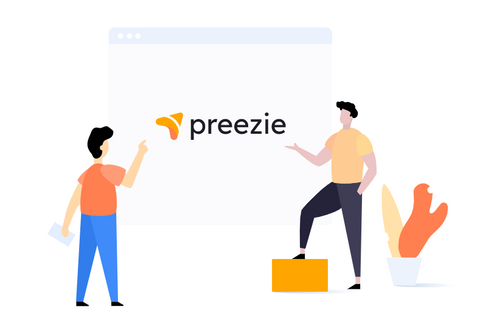 Preezie Guide Technology