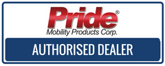 Pride Mobility Authorised Dealer