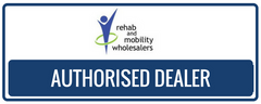 Rehab and Mobility authorised dealer