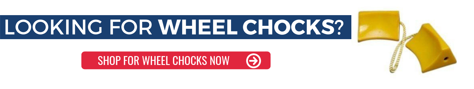Shop for wheel chocks at Ramp Champ