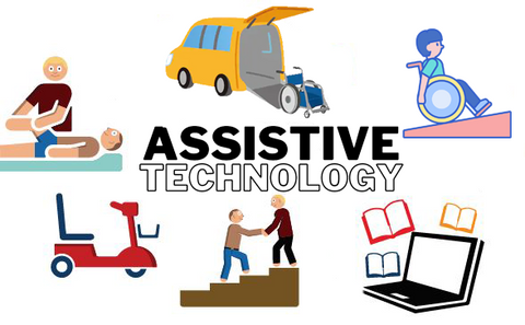 Assistive technology products - Ramp Champ