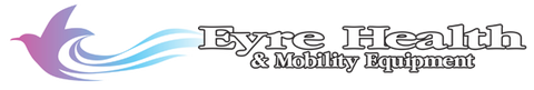 Eyre Health & Mobility Equipment  Logo