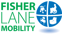 Fisher Lane Mobility Logo