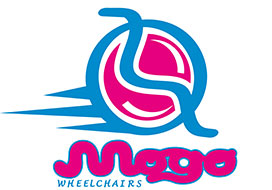 Mogo Wheelchairs  Logo