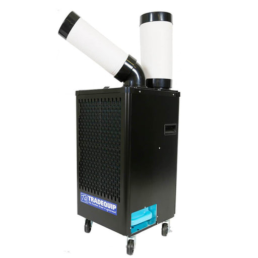 TradeQuip Portable Industrial Air Conditioner, 2.7KW - 6.5KW - TradeQuip - Ramp Champ