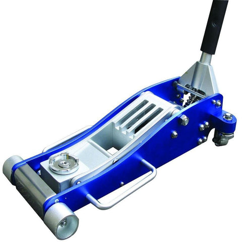 TradeQuip Low Profile Aluminium Trolley Jack, 1,600kg - TradeQuip - Ramp Champ