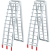 Image of 2.3m x 680kg Aluminium Foldable Loading Ramps - Oz Loading Ramps - Ramp Champ
