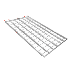 2.3m x 680kg Aluminium Folding ATV Loading Ramp - Oz Loading Ramps - Ramp Champ