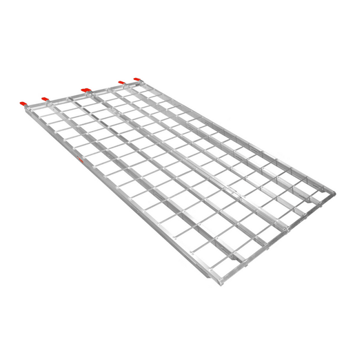 Oz 2.3m x 680kg Aluminium Folding ATV Loading Ramp - Oz Loading Ramps - Ramp Champ