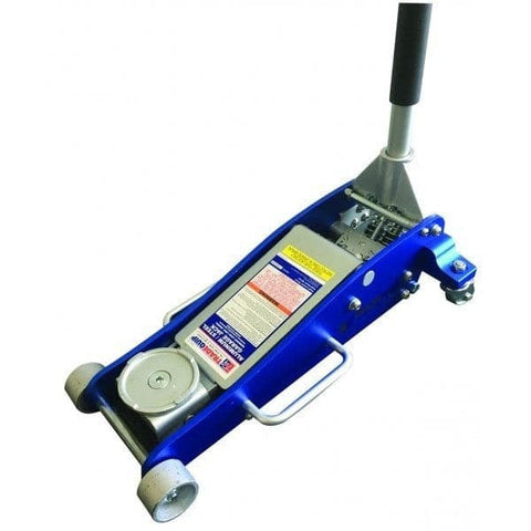 TradeQuip Low Profile Steel Trolley Jack, 2 Tonne - TradeQuip - Ramp Champ