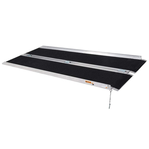 Heeve Aluminium Single-Fold Super-Grip Walk Ramp, 272kg Capacity - Heeve - Ramp Champ