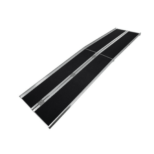 Heeve Aluminium Multi-Fold Super-Grip Wheelchair Ramp, 272kg Capacity - Heeve - Ramp Champ