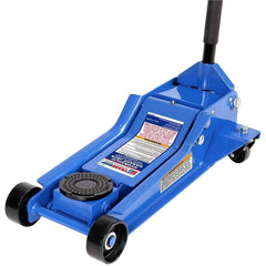 TradeQuip Low Profile Steel Trolley Jack, 3 Tonne - TradeQuip - Ramp Champ
