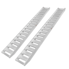 4-Tonne 3.5m x 410mm Aluminium Loading Ramps