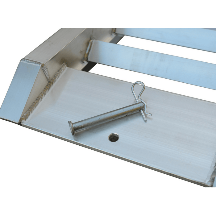 Oz 5-Tonne 1.6m x 450mm Aluminium Loading Ramps For Trailers - Oz Loading Ramps - Ramp Champ