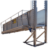 Image of Atlex 6m Height Adjustable Permanent Sheep Loading Ramp - Atlex - Ramp Champ
