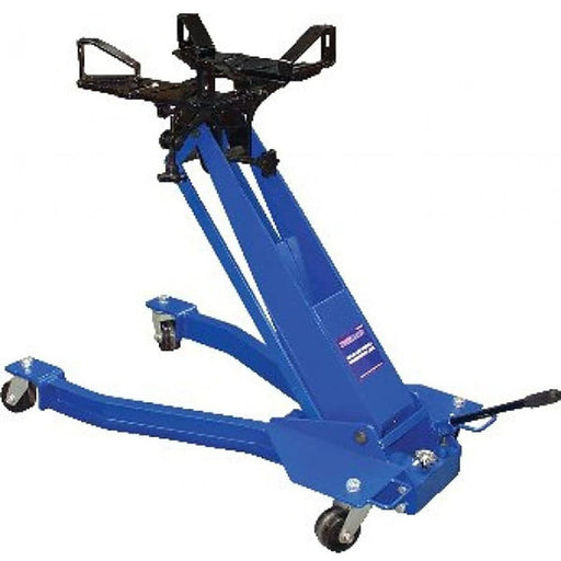 TradeQuip Low Profile Transmission Jack Hydraulic, 900kg - TradeQuip - Ramp Champ