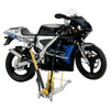 Image of TradeQuip Lightweight Aluminium Motorcycle/ATV Lifter, 680kg - TradeQuip - Ramp Champ