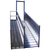 Image of Atlex 3.6m Height Adjustable Permanent (Flat Pack) Sheep Loading Ramp - Atlex - Ramp Champ