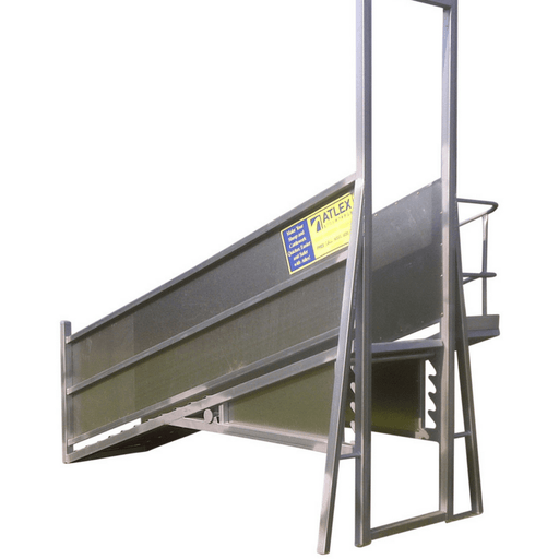 Atlex Portable 3.6m Height Adjustable (Rigid) Sheep Loading Ramp - Atlex - Ramp Champ
