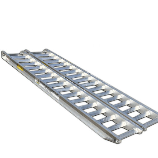 AusRamp 5 Tonne 3.5m x 550mm Aluminium Loading Ramps - AusRamp - Ramp Champ