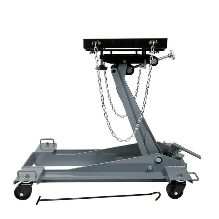 Borum Workshop Equipment Borum Industrial Heavy Duty Truck Transmission Jack, 2000kg