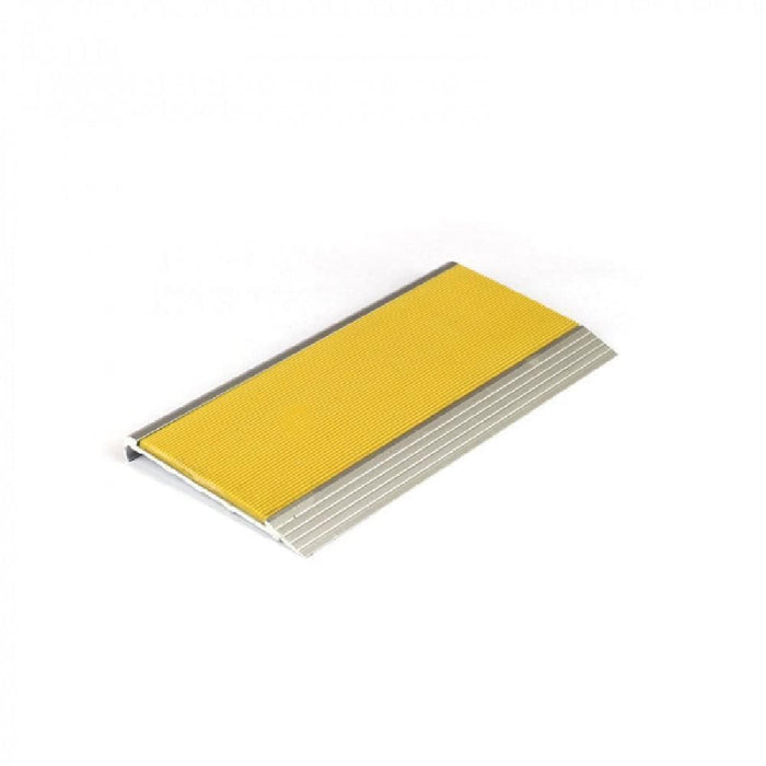Barrier Group Architectural Stair Nosing - Anti-Slip, Yellow - Barrier Group - Ramp Champ