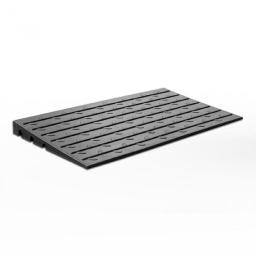 Barrier Group Black Rubber Threshold Pedestrian Ramp - Barrier Group - Ramp Champ