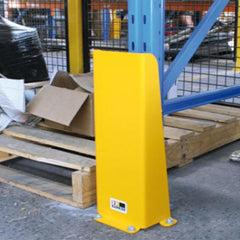 Barrier Group Bulldog Bracket Pallet Racking Leg Protector