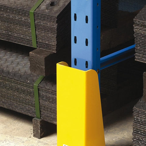 Barrier Group Bulldog Bracket Pallet Racking Leg Protector - Barrier Group - Ramp Champ