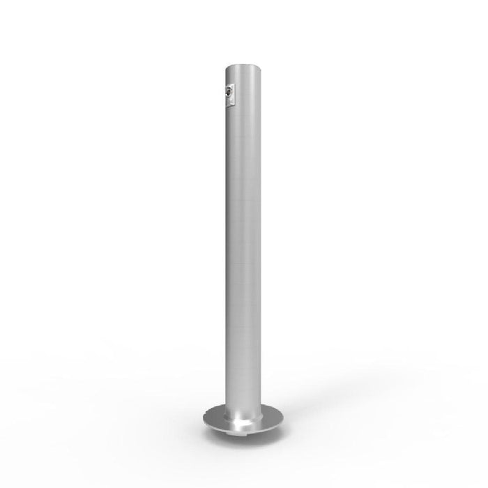Barrier Group Cam-Lok Removable Bollard - Surface Mounted - Barrier Group - Ramp Champ