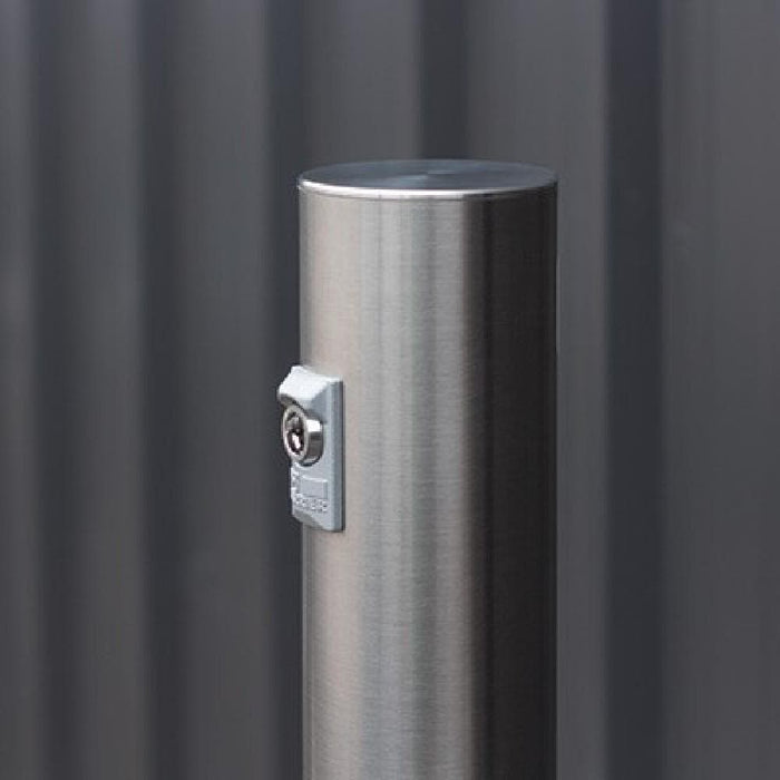 Barrier Group Cam-lok Removable Economy Lock Bollard 140mm - Barrier Group - Ramp Champ