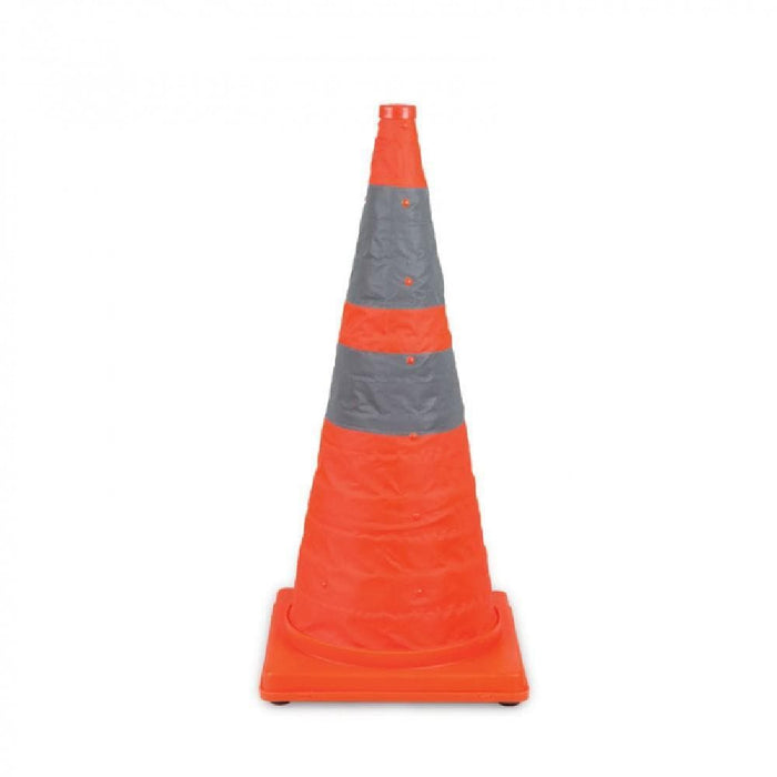 Barrier Group Collapsible Traffic Cone/Witches Hat - Plastic Base - Barrier Group - Ramp Champ