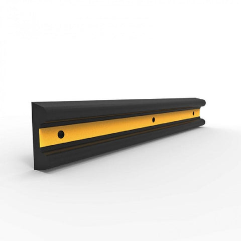 Barrier Group Dock Bumper B-section Rubber 55 x 160 x 1000mm