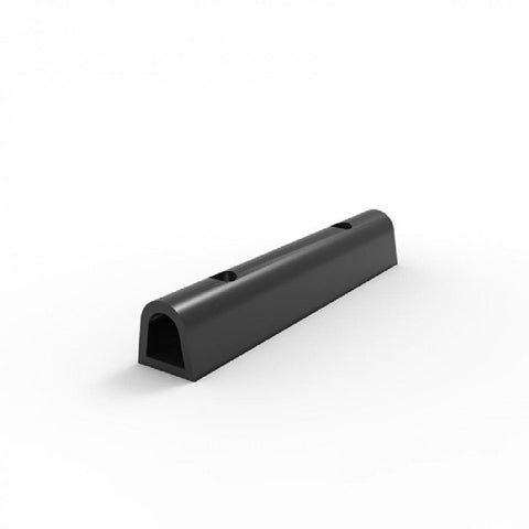 Barrier Group Dock Bumper D-section Rubber - Various Sizes