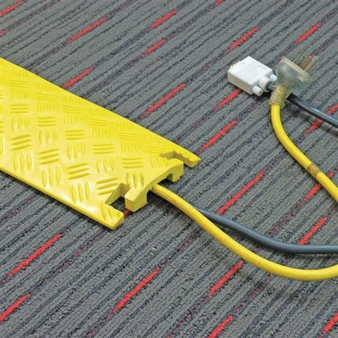 Barrier Group Drop-Over Pedestrian Cable Protector - Barrier Group - Ramp Champ