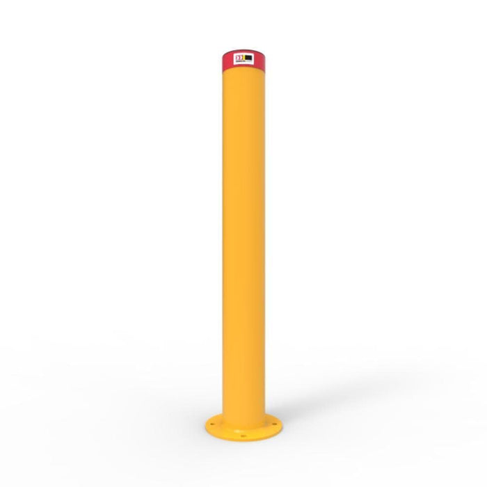 Barrier Group Economy Steel Round Bollard - Barrier Group - Ramp Champ