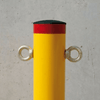 Image of Barrier Group Economy Steel Round Bollard - Barrier Group - Ramp Champ