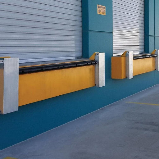 Barrier Group Flush Mounting Loading Dock Bumper - Barrier Group - Ramp Champ
