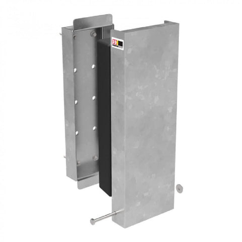 Barrier Group Flush Mounting Loading Dock Bumper