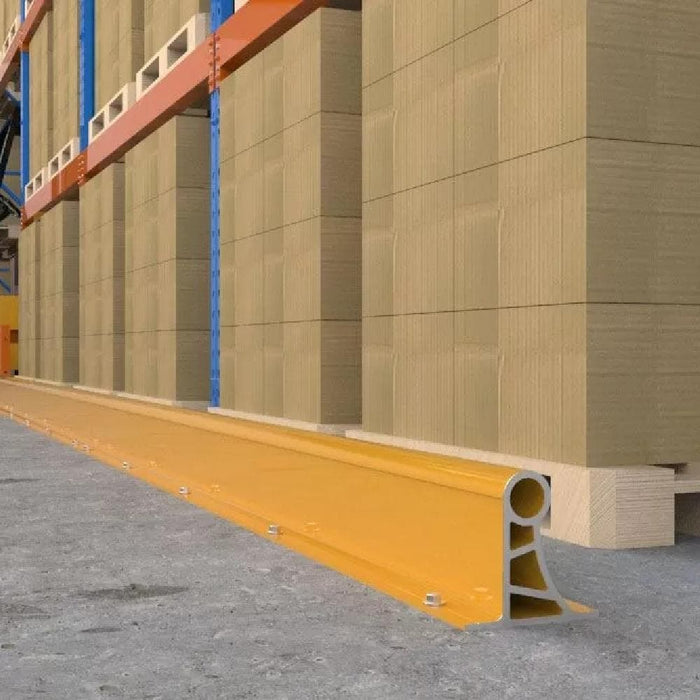 Barrier Group Forklift Bump Rail 165mm - Barrier Group - Ramp Champ
