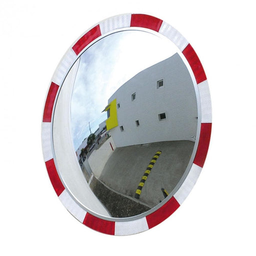 Barrier Group High-Vis Convex Mirror - Round - Barrier Group - Ramp Champ
